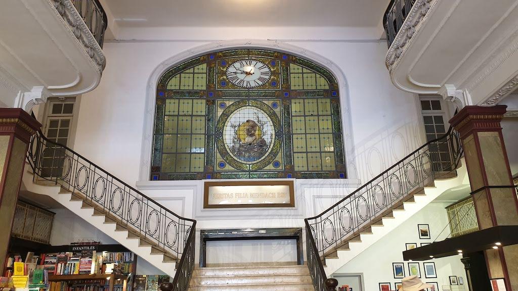 Ancienne bibliothèque montevideo