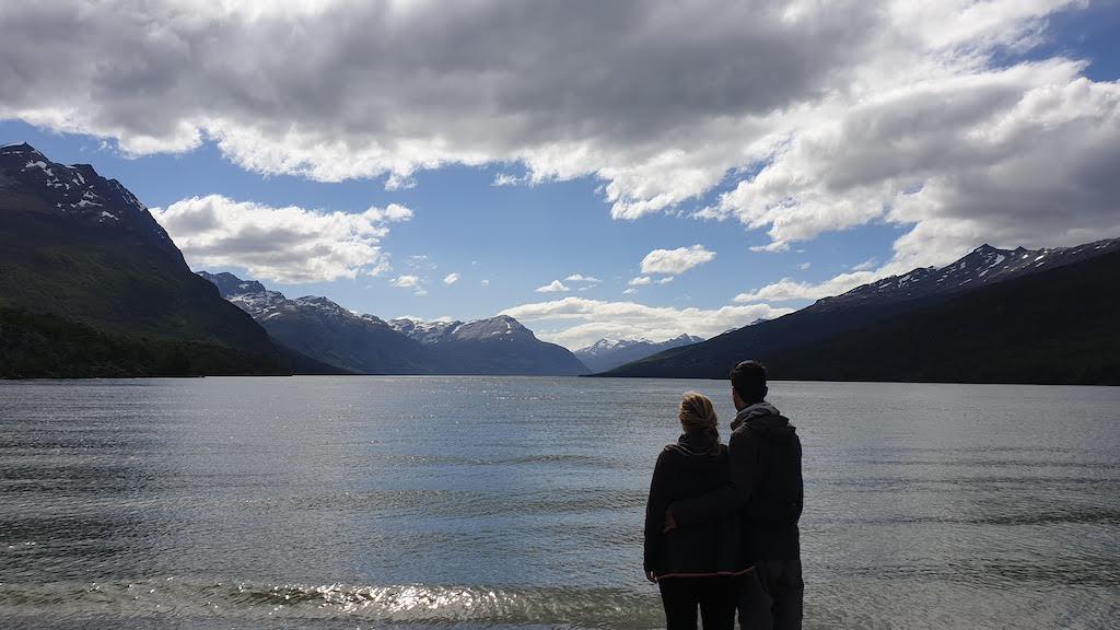 Mirador Lago Roca parc national Terre de Feu Ushuaia