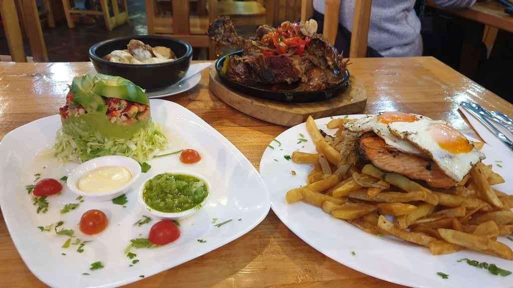 Restaurant Kawesqar à Puerto Natales