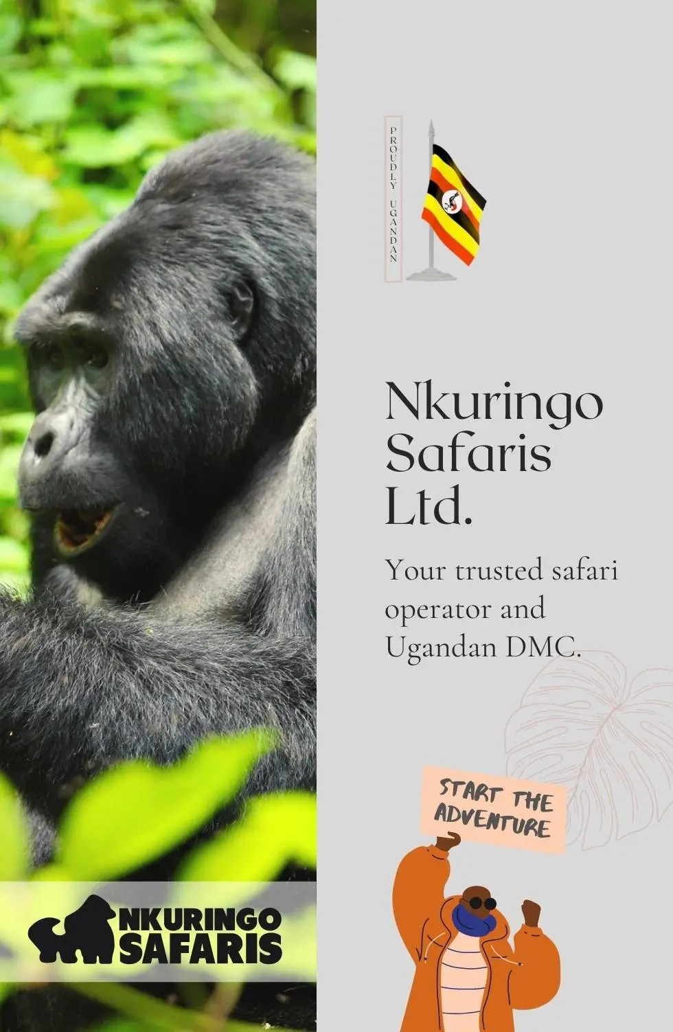 Trusted Uganda local tour operator - Nkuirngo Safaris