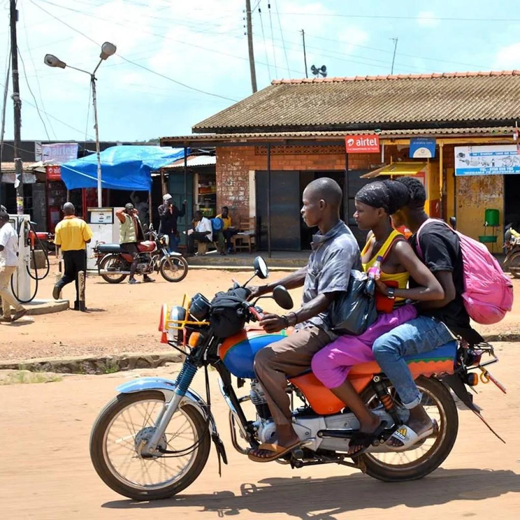 Boda Boda uganda road transport
