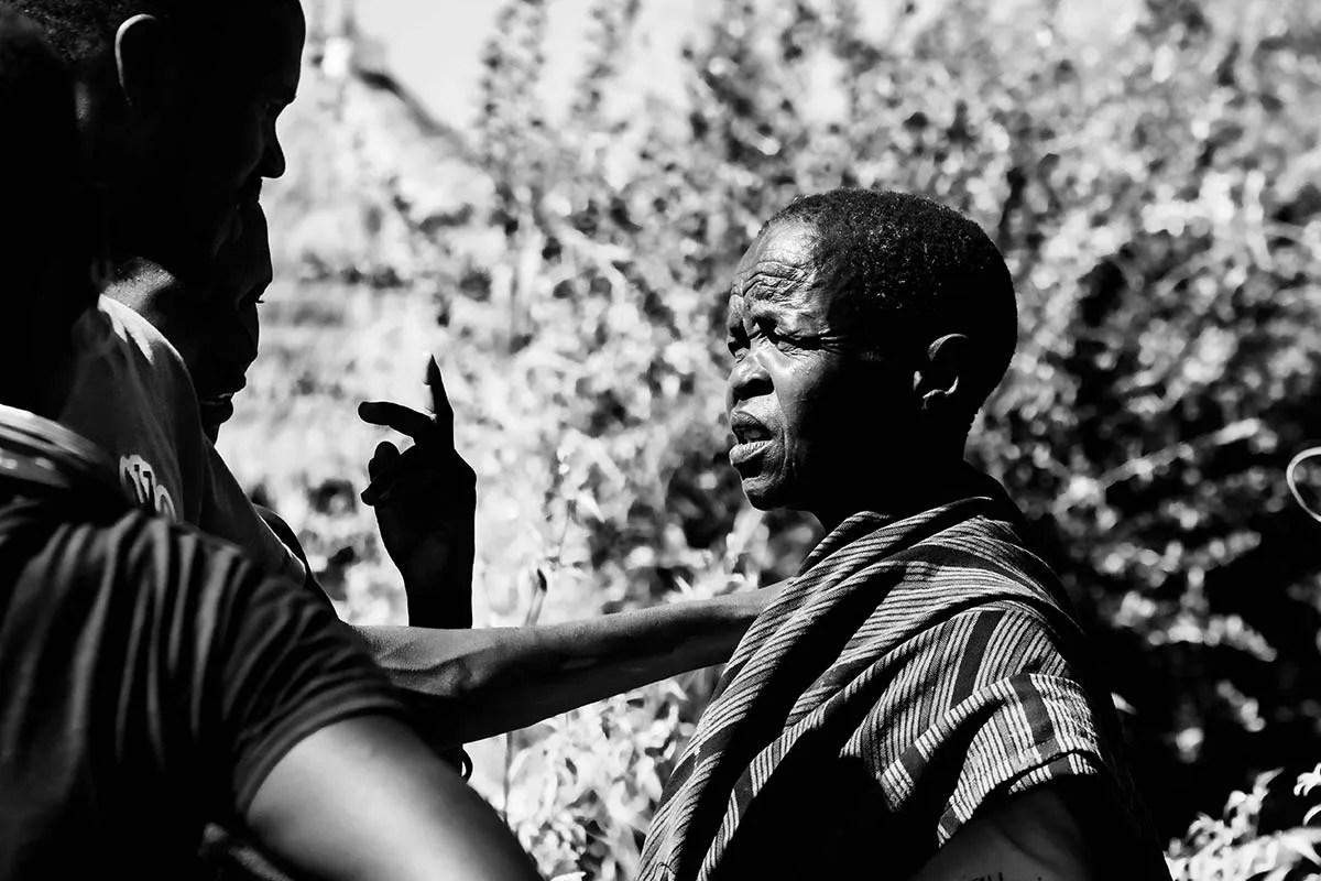 bargaining in Uganda cultures