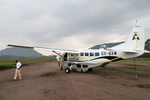 Domestic flights in Uganda
