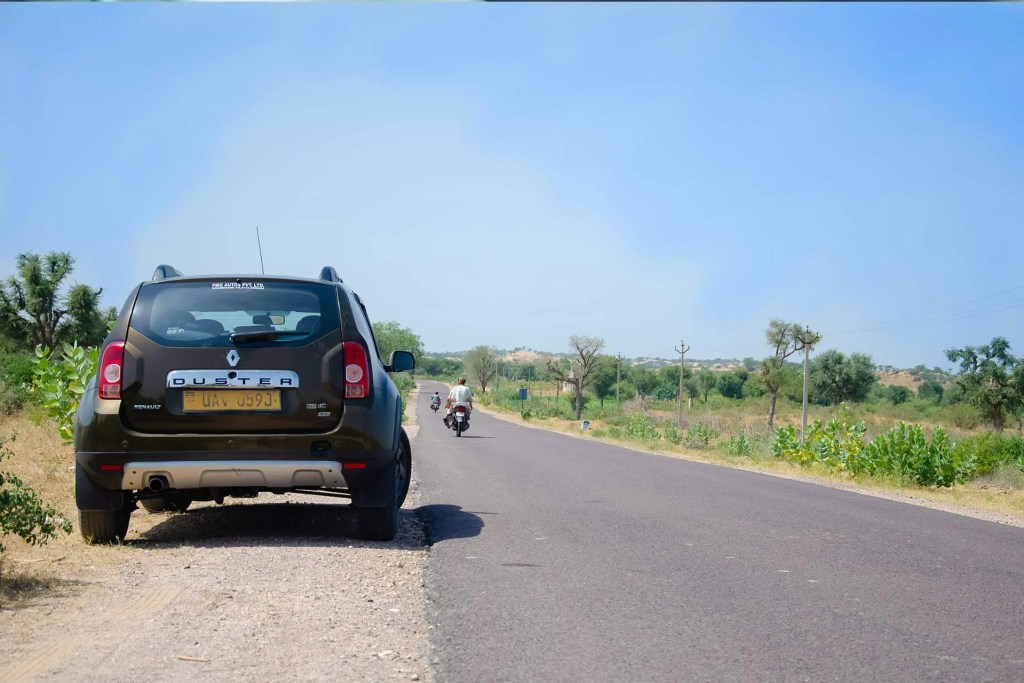 self drive in Uganda