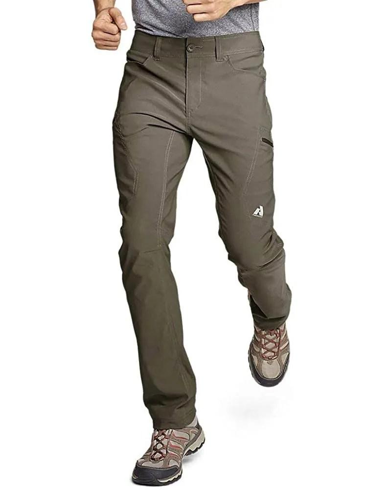 Eddie Bauer Men's Guide Pro Pants for gorilla trekking tour packing list, what to take