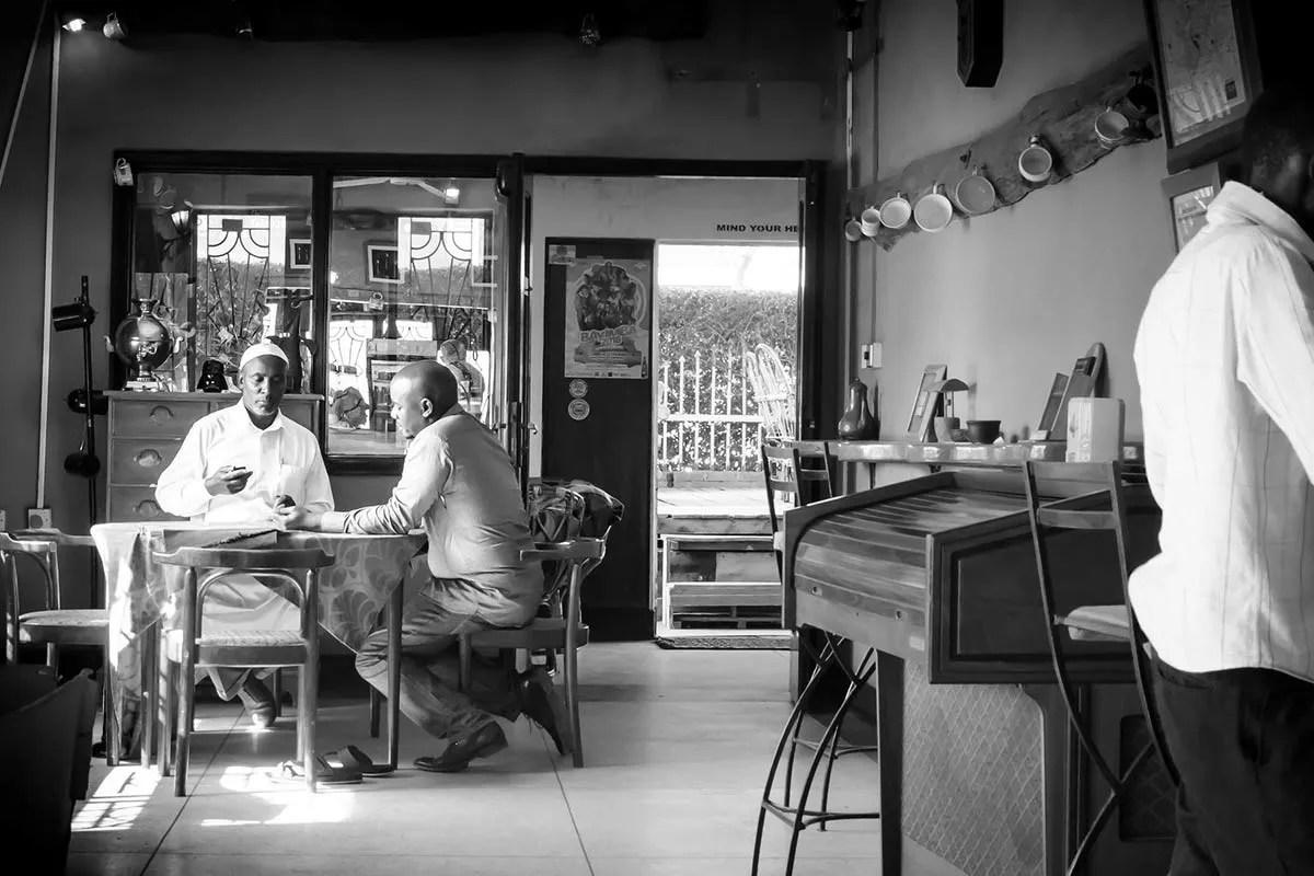 Uganda Travel Cafe