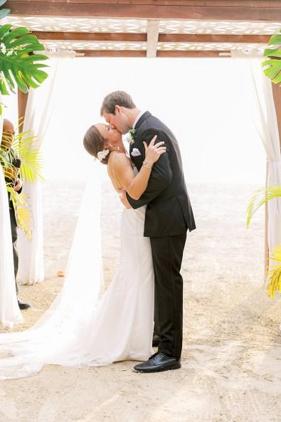 Destination Wedding Negril Couples Away Jamaïque 0009