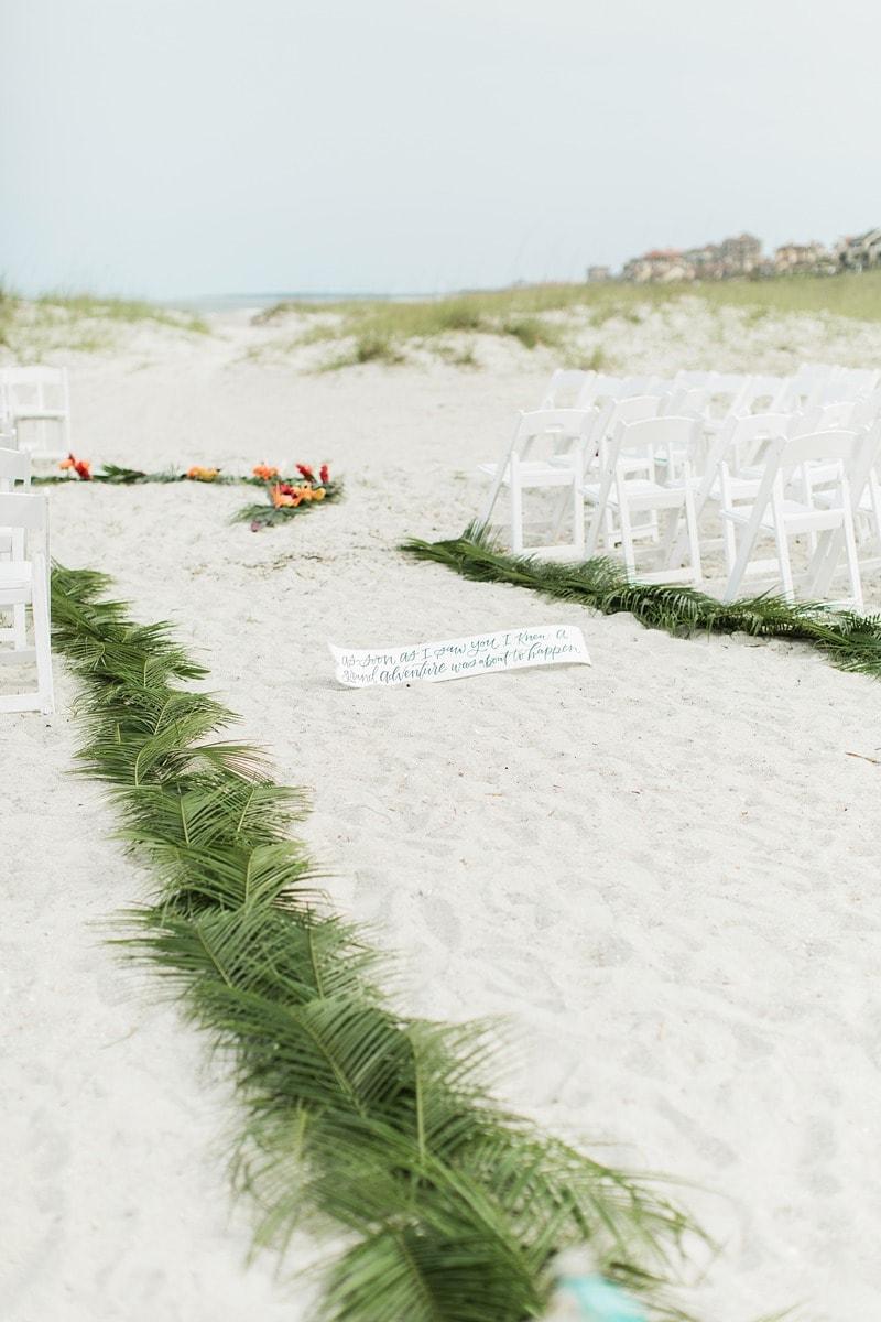 Destination Wedding at Omni Amelia Island 0056