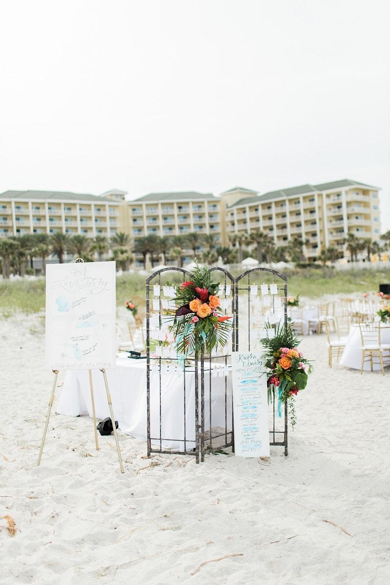 Destination Wedding at Omni Amelia Island 0063