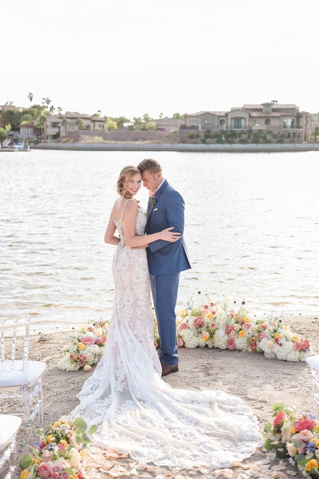 Mariage au lac Las Vegas 0007