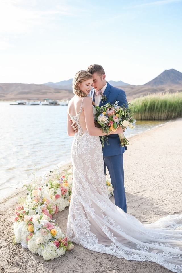 Mariage au lac Las Vegas 0013