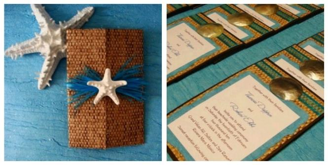 Photo 1 Of 5 17 Best Ideas About Beach Wedding Invitations On Pinterest Theme