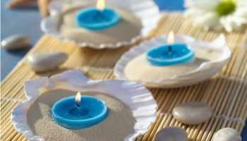 18 gorgeous beach wedding centerpieces beach theme wedding centerpieces junglespirit Gallery