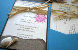 Photo 1 Of 3 Black And White Wedding Invitations Destination Weddings For A It S Typical To