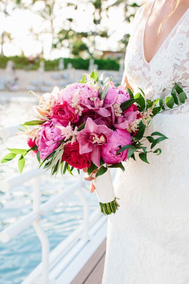 photos de mariage oahu quatre saisons 0009