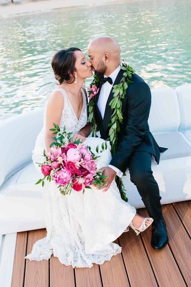 photos de mariage oahu quatre saisons 0012
