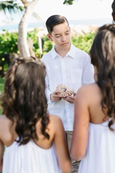 photos de mariage oahu quatre saisons 0056