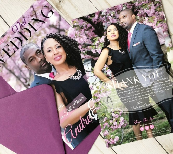 Destination Wedding Invitation Ideas