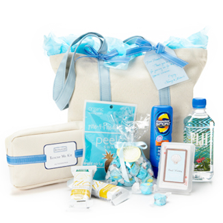 Easy Elegance ~ Guest Bags With All the Essentials