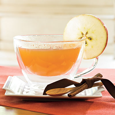 Warm Citrus Cider