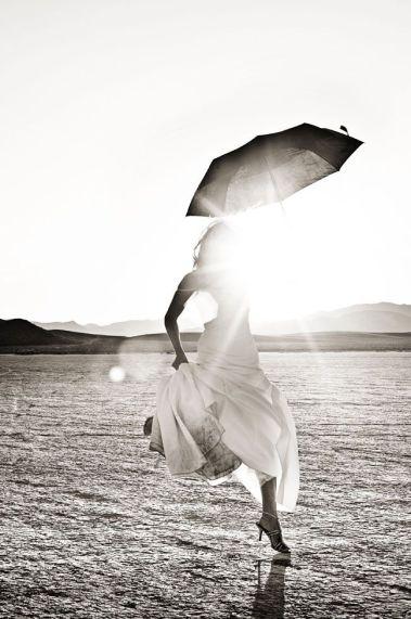 Rainy Day Destination Wedding