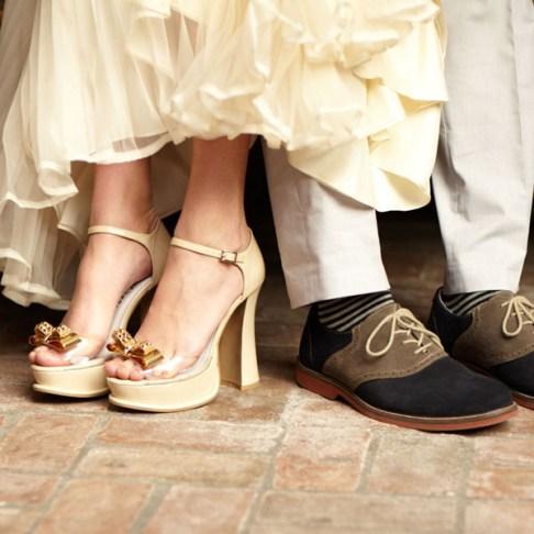 Destination Wedding Shoes