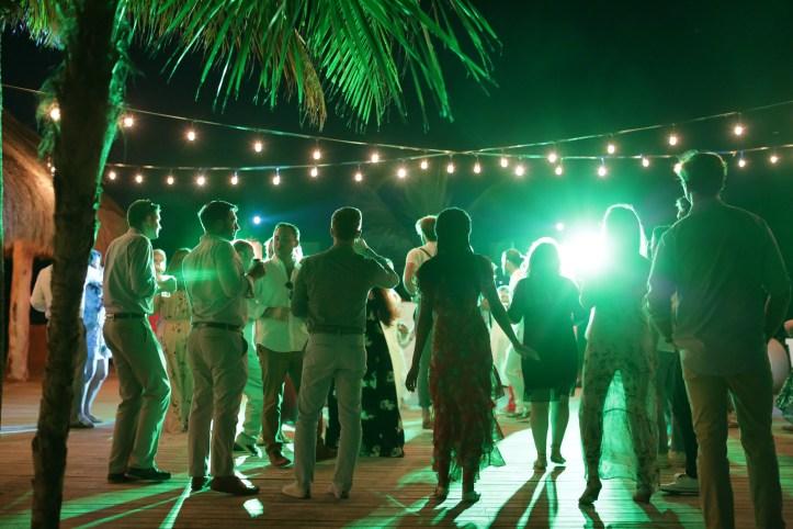 Destination Wedding Reception Finest Resort