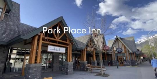 Jasper – Park Place Inn