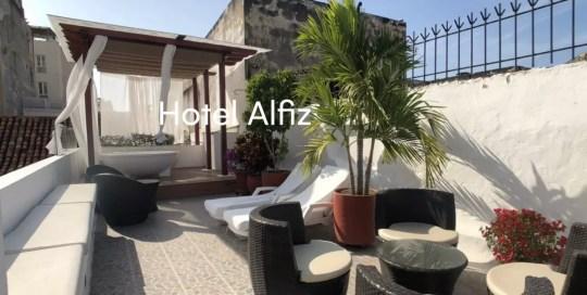 Cartagena – Hotel Alfiz