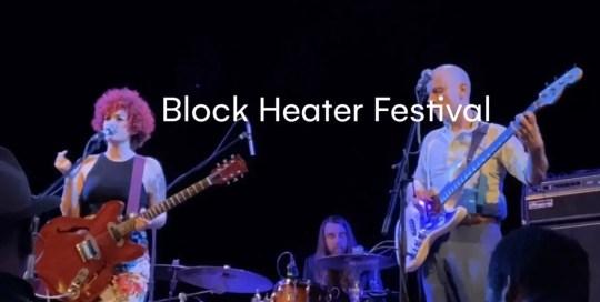 Calgary – Block Heater Festival