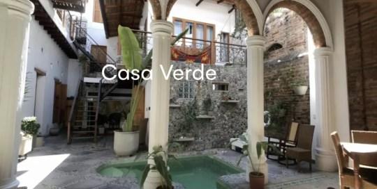 Santa Marta – Hotel Casa Verde