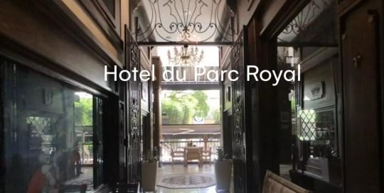 Medellin – Hotel du Parc Royal