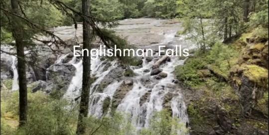 Parksville – Qualicum – Englishman Falls Park