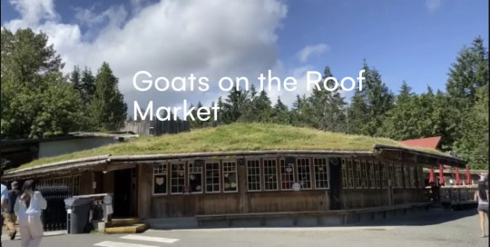 Parksville – Qualicum – Goats on the Roof