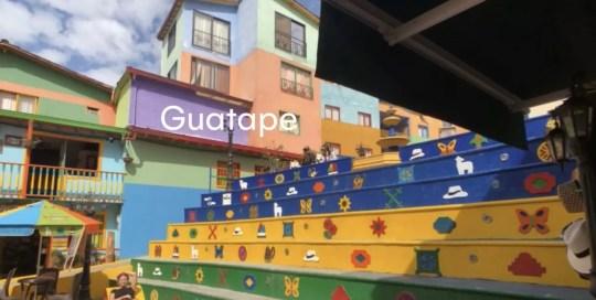 Medellin – Guatape Tour