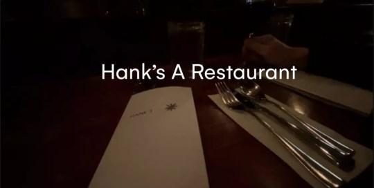 Victoria – Hanks A Restaurant