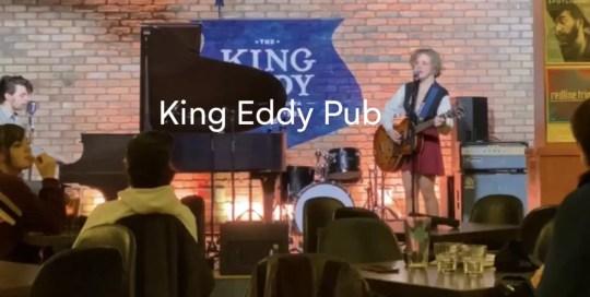 Calgary – King Eddy Bar