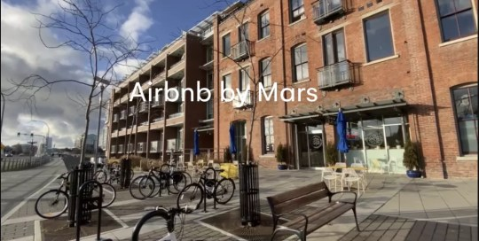 Victoria – Airbnb by Mars
