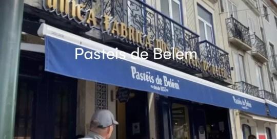 Lisbon – Pasteis de Belem