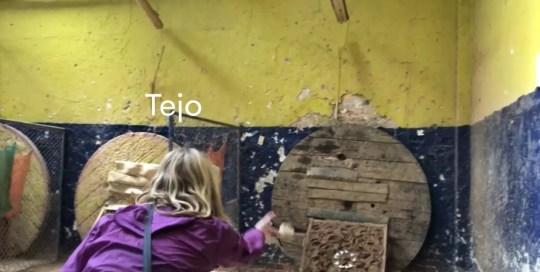 Bogota – Tejo