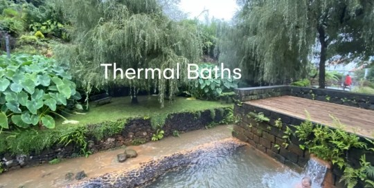 Azores – Thermal Baths
