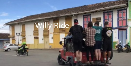 Salento – Willy Ride