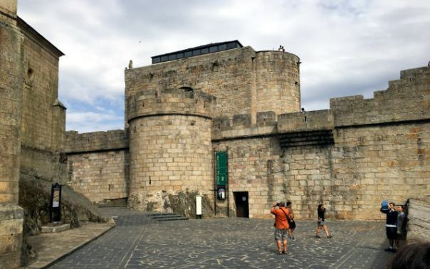 Castillo de Puebla de Sanabria - Destino Castilla y León