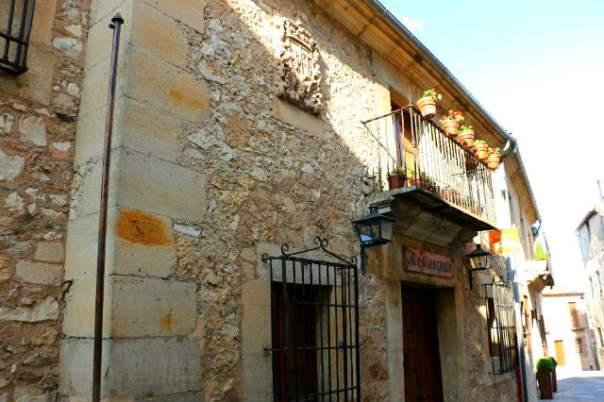 Casa de los Dominicos y Tribunal de la Inquisición de Pedraza - Destino Castilla y León