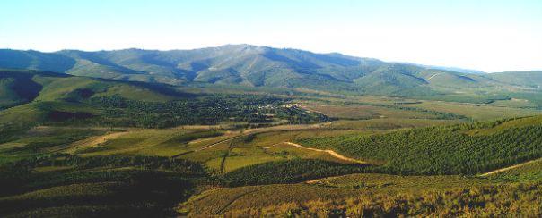 Vista desde el Alto de San Juan - Imagen de Turismo Sanabria