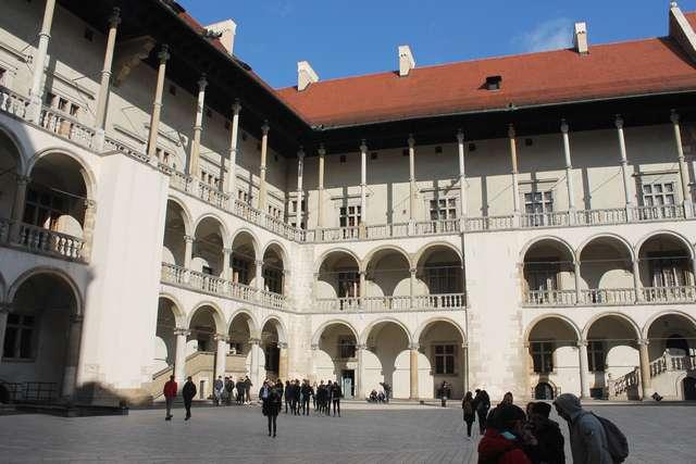que ver en el Castillo de Cracovia