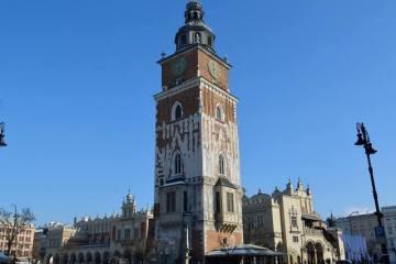 Torre Ayuntamiento de Cracovia