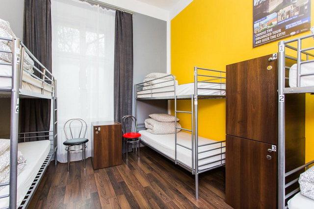 Hostels baratos de Cracovia