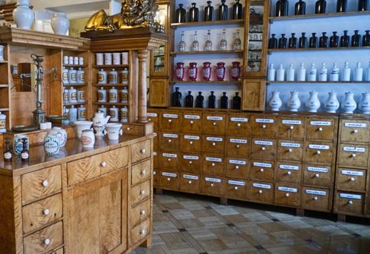 Farmacia del Águila de Cracovia