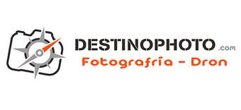 logo destinophoto curso drones fotografia titulacion